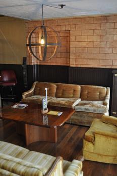 cozy couch corner