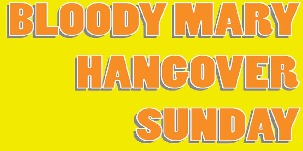 Bloody Mary Hangover Sunday