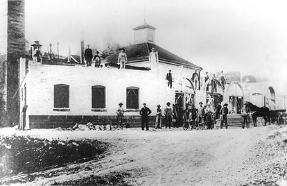 1906 expansion to the Port Washingon Brewing Company