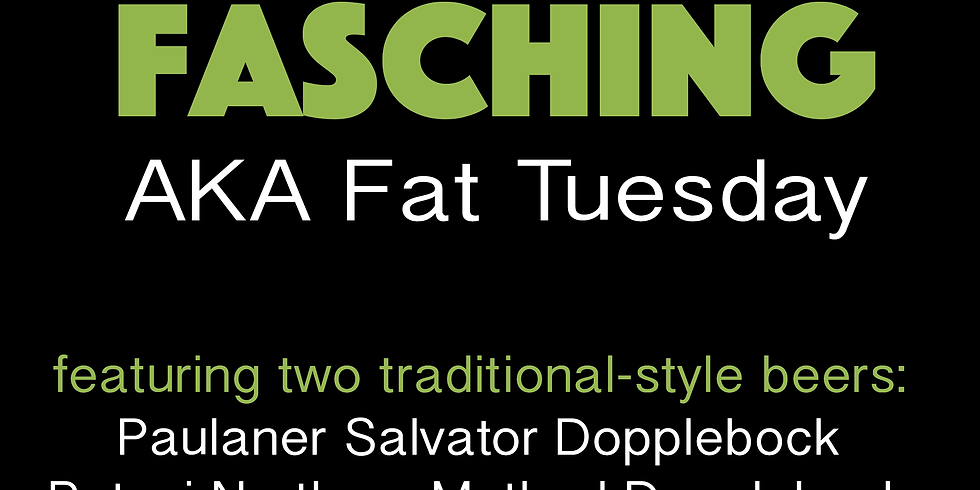 Fasching (aka Fat Tuesday)