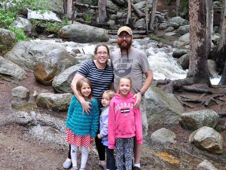 Meet Captn Adam Draeger and his family