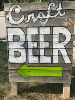 craft beer sign pic.JPG