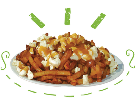 Poutine - the undiscovered comfort food