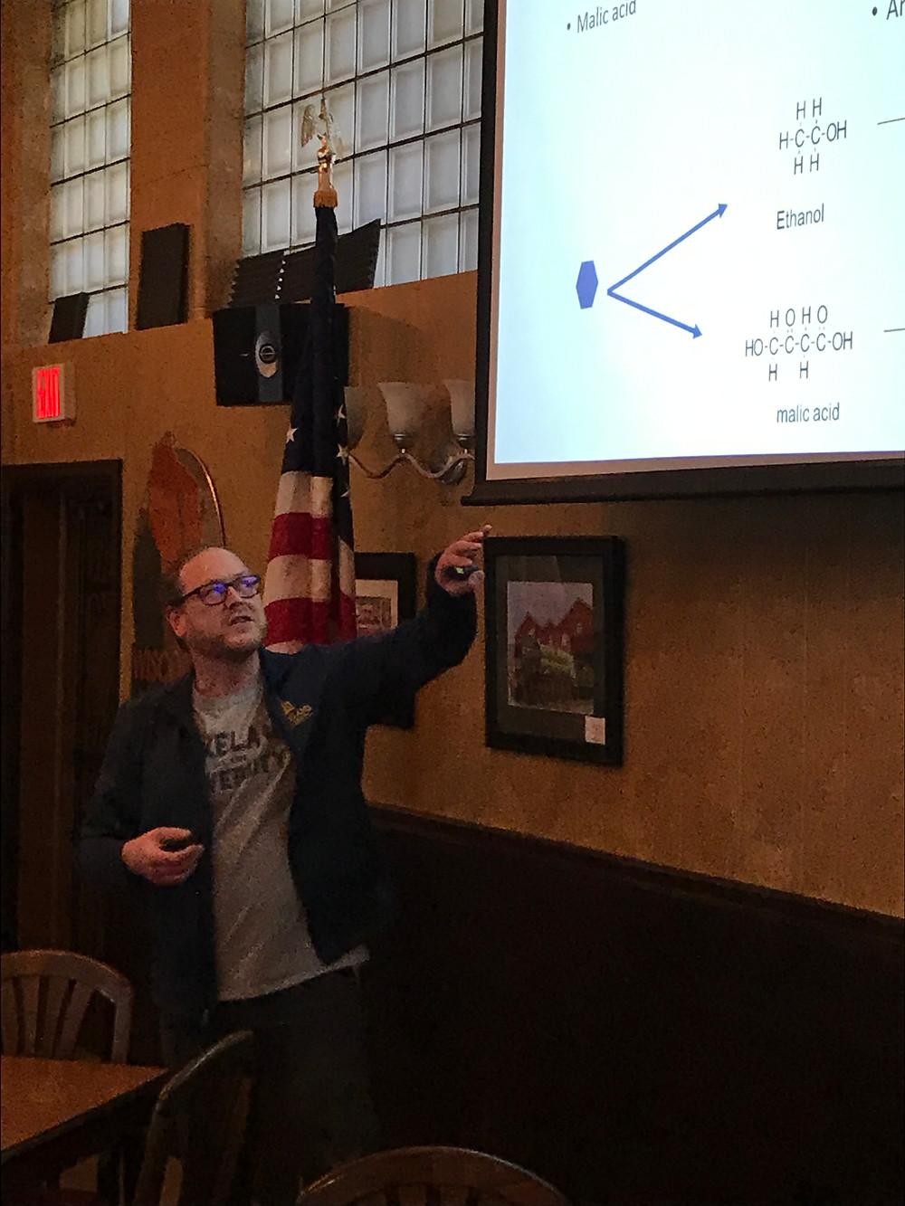 inventors brewpub jered mcgivern lecture