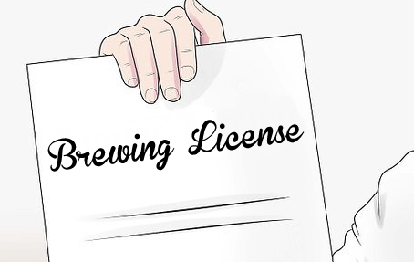 What's up with Brewing Licences?