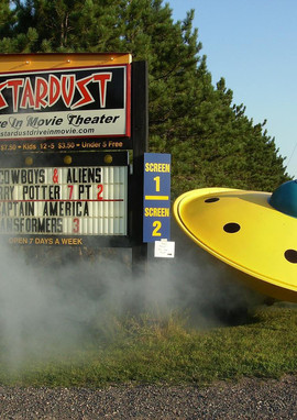 Stardust Drive In Movie Theater