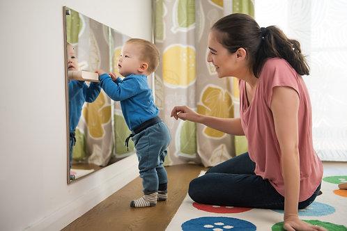 Montessori mirror