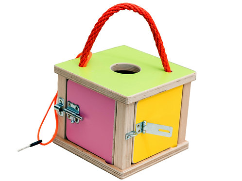 Lock box Montessori