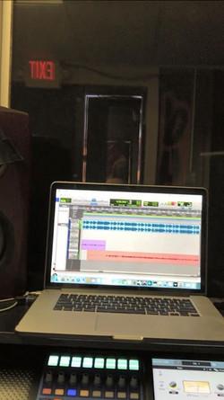 recording producing