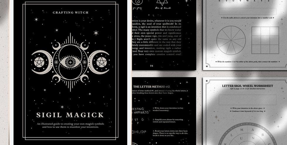 Sigil Magick E-Guide