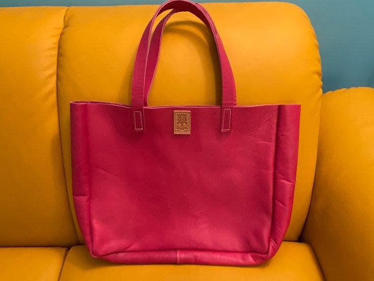 Pink Megan Market Bag