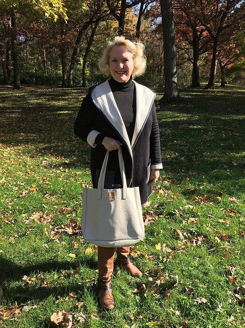 "Soft Sided Market Bag - ""The Jacqueline"""