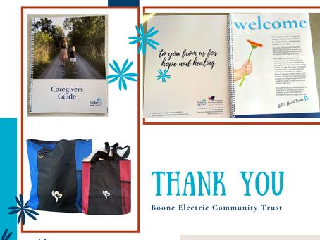 Hero-Boone Electric Community Trust