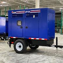 Amco Pump Manufacturing Sound Enclosure