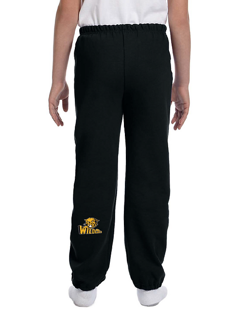 Youth Wildcats Track Pants