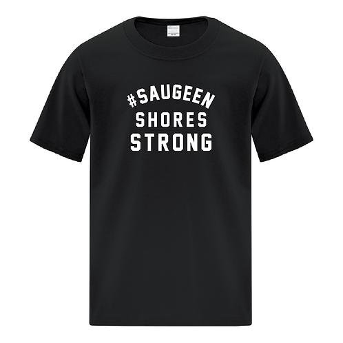 #saugeenshoresstrong Youth Tee