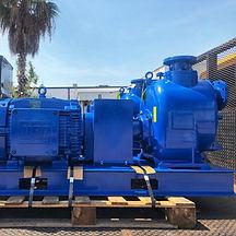 Amco Pump Manufacturing Trash Pump Serie