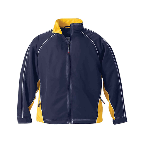 Performance Athletic Twill Track Jacket