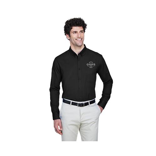 Men's Operate Long-Sleeve Twill Shirt