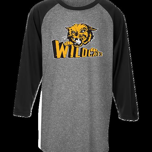 Youth Wildcats Baseball Tee