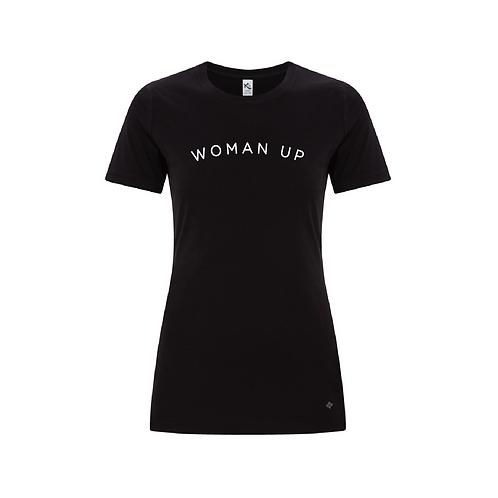 Woman Up tee