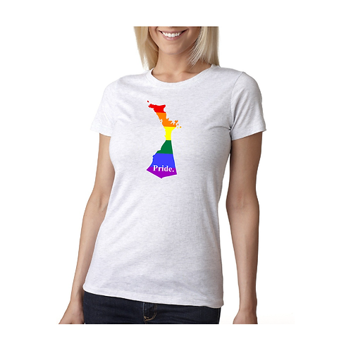 Limited Edition Ladies' Pride Crew Tee