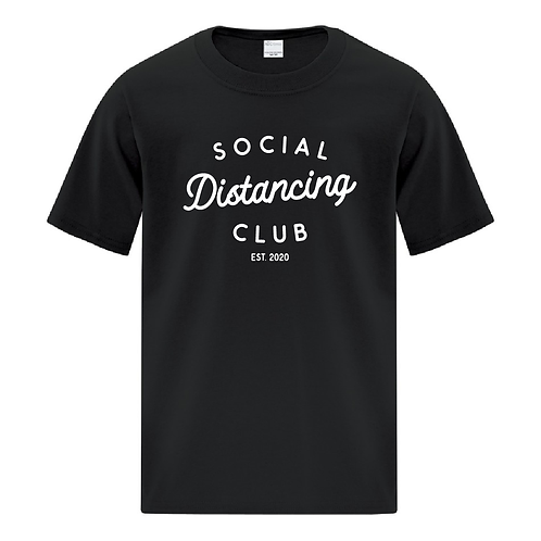 Social Distancing Club Youth
