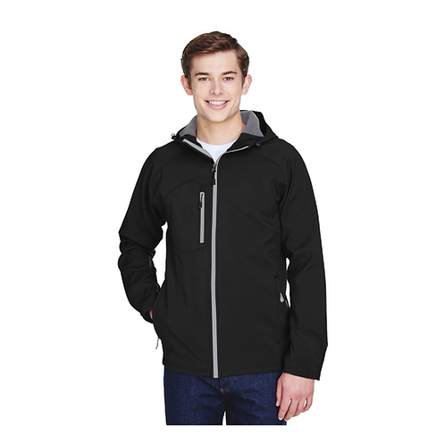 North End Men's Soft Shell Jacket