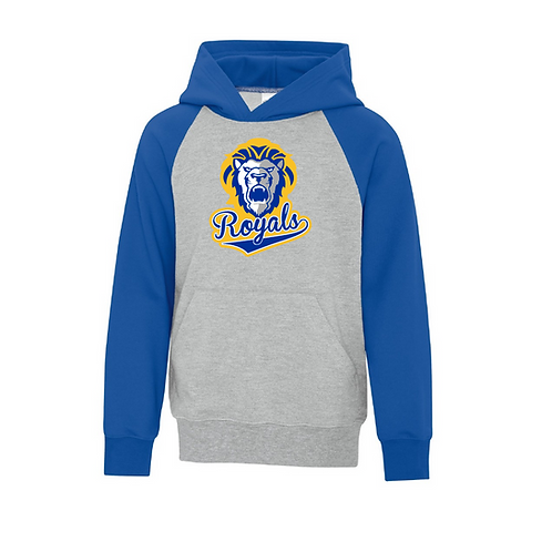 Youth Royals Lion Hoodie