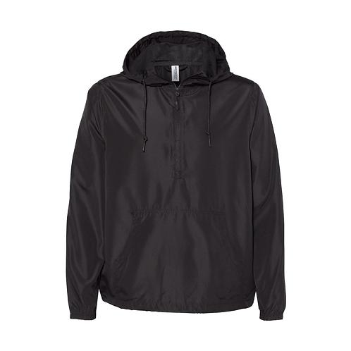 Independent Trading Co. - Unisex Quarter-Zip Pullover Jacket