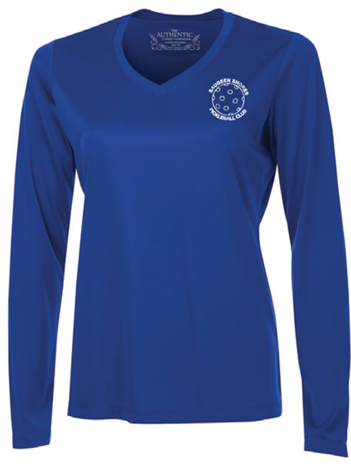 SS Pickleball Ladies Long Sleeve