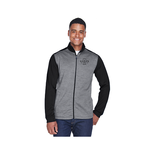 Devon & Jones® Men's Newbury Fleece Full-Zip