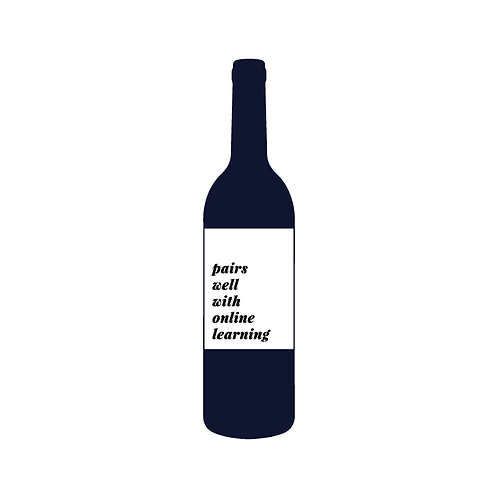 Online Learning Wine Label