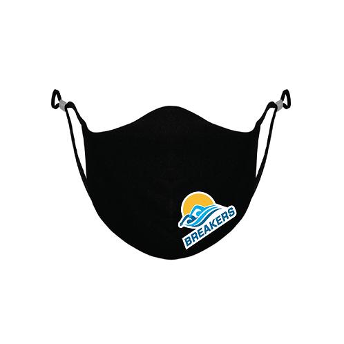 Breakers Swim Team Mask