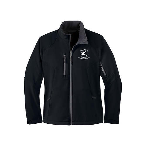 North End Men's Soft Shell Jacket