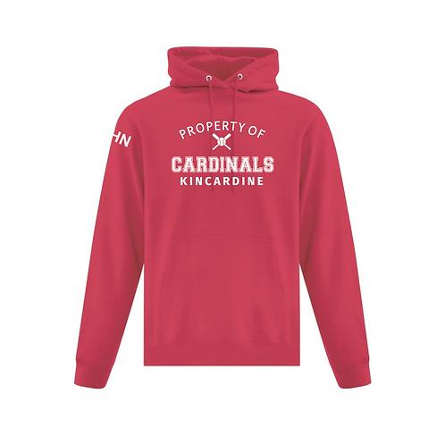 Adult Property of Cardinals Hoodie