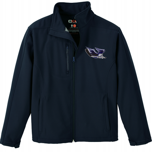 Winterhawks Full Zip Soft Shell Jacket