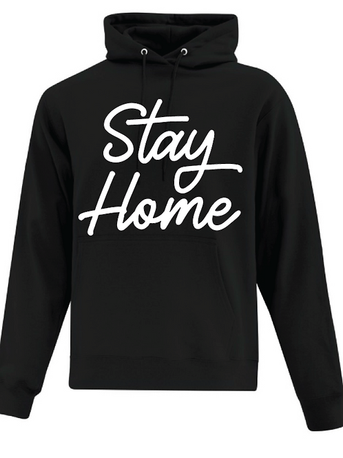 Stay Home Hoodie Youth