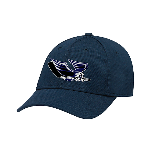 Deluxe Polyester Fitted Winterhawks Hat
