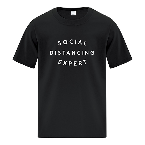 Social Distancing Expert Youth
