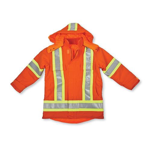 BigK Cotton Duck Safety Jacket