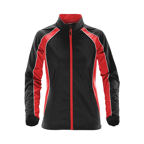 StormTech Warrior Training Jacket - Red