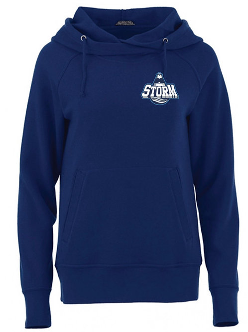 Embroidered Storm Hoodie