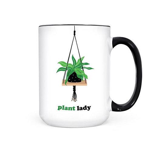 PLANT LADY | MUG