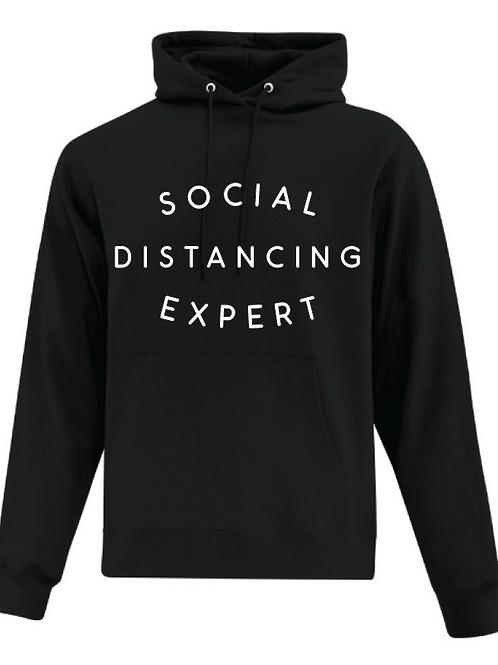 Social Distancing Expert Hoodie Youth
