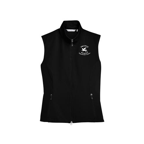 North End Ladies Soft Shell Vest