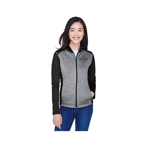 Devon & Jones® Ladies' Newbury Fleece Full-Zip