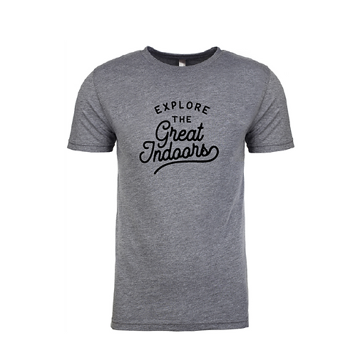The Great Indoors Tee