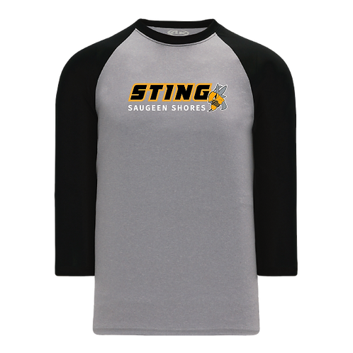 Youth Sting 3/4 Ball tee