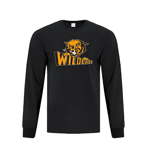 Adult Wildcats Long Sleeve
